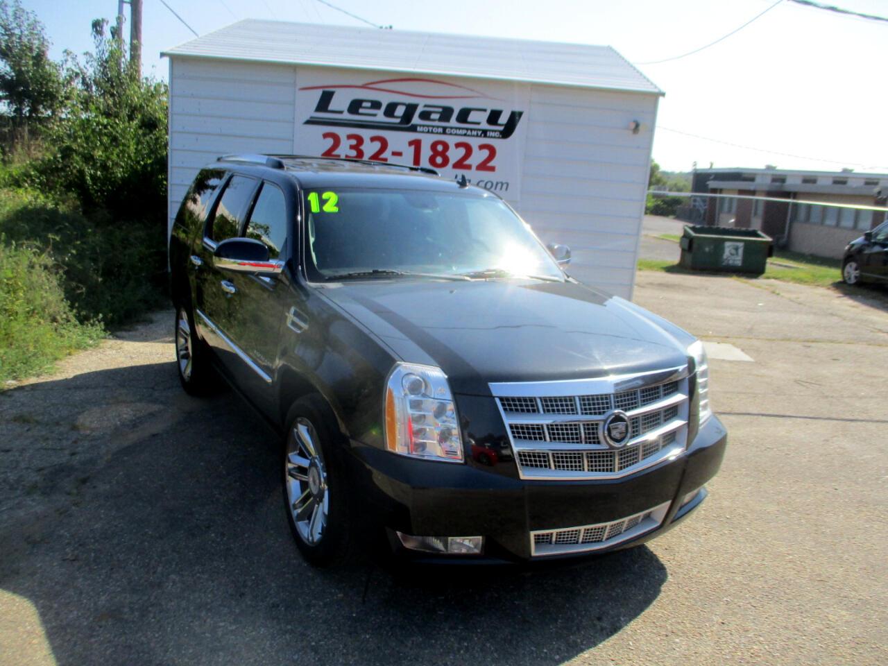 Cadillac Escalade AWD 4dr Platinum Edition 2012