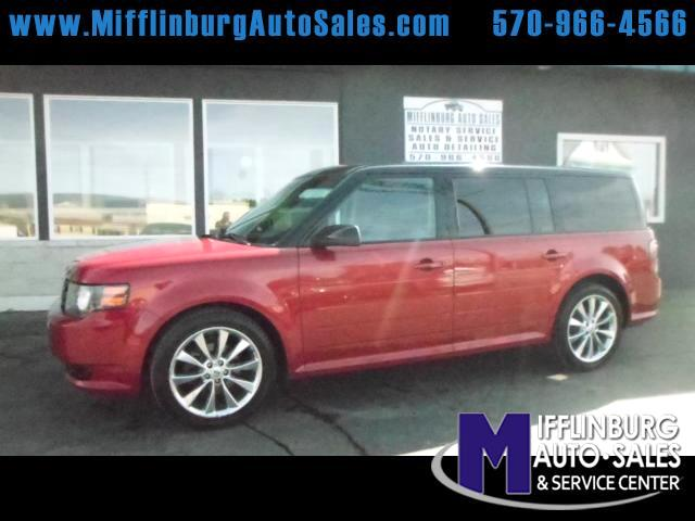 2012 Ford Flex Limited AWD w/EcoBoost