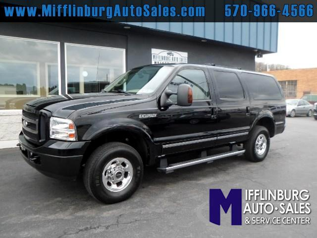 2005 Ford Excursion Limited 6.8L 4WD