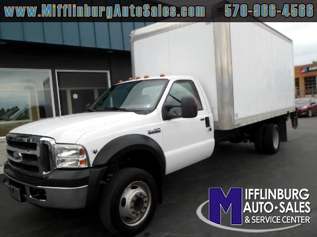 2006 Ford F-450 SD Regular Cab 2WD DRW