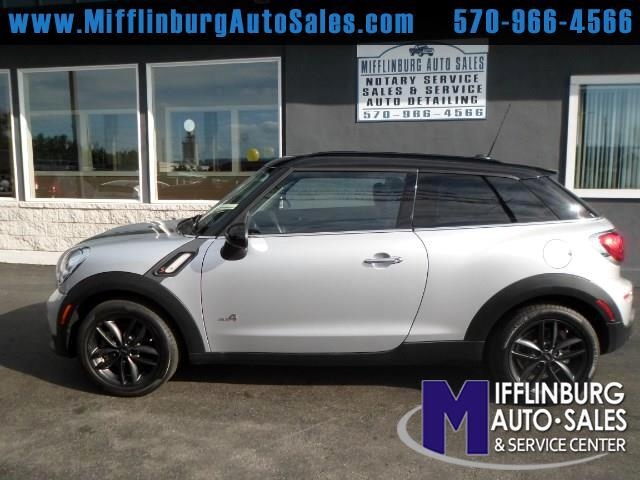 2014 MINI Paceman S ALL4