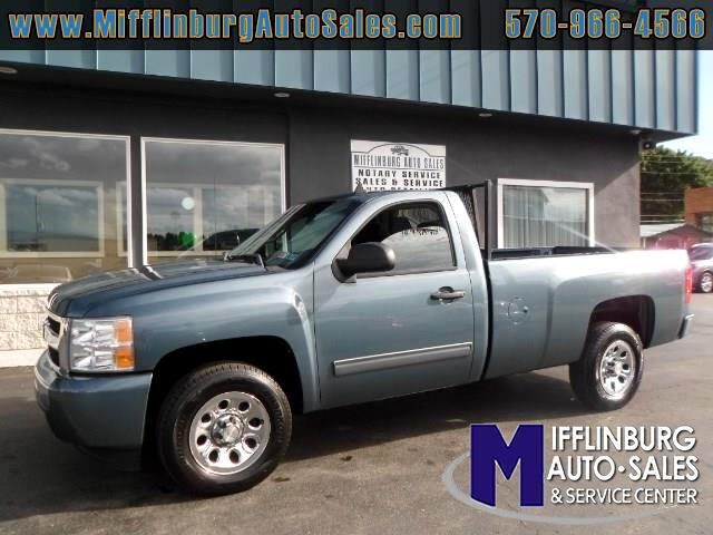 Chevrolet Silverado 1500 1LT Regular Cab Long Box 2WD 2011