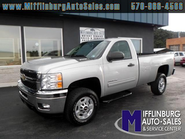 2011 Chevrolet Silverado 2500HD LT Long Box 4WD