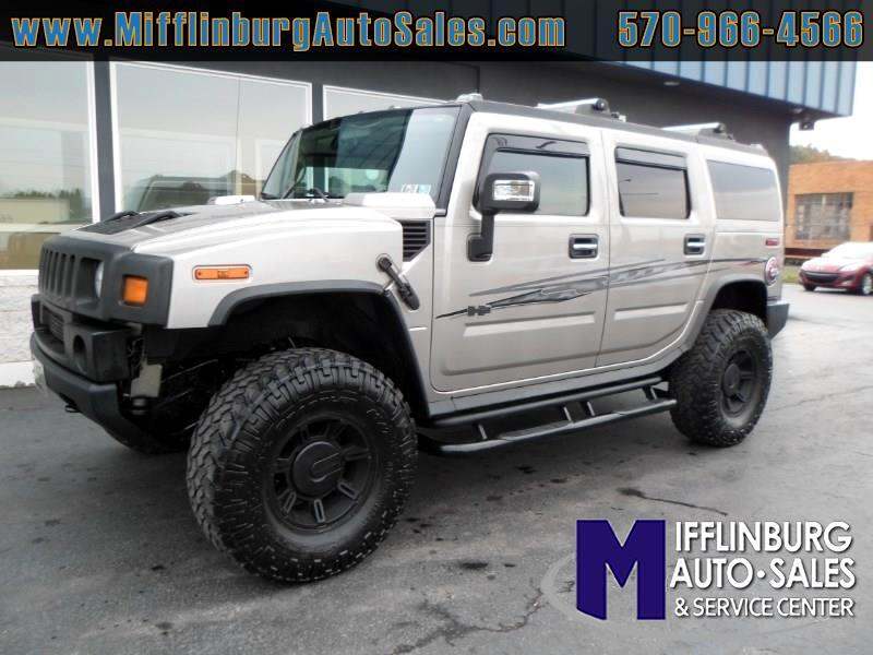 2004 HUMMER H2 4WD 4dr SUV Luxury