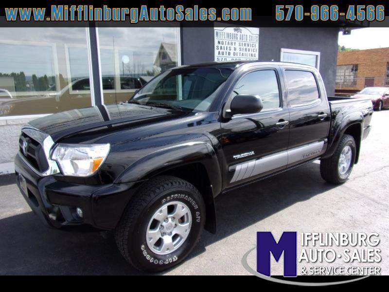 2015 Toyota Tacoma 4WD Access Cab V6 AT TRD Pro (Natl)