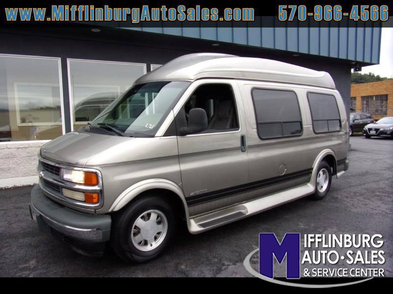 Chevrolet Express 1500 LS 2001