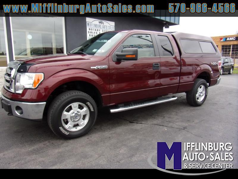 2010 Ford F-150 XLT SuperCab 6.5-ft. Bed 4WD