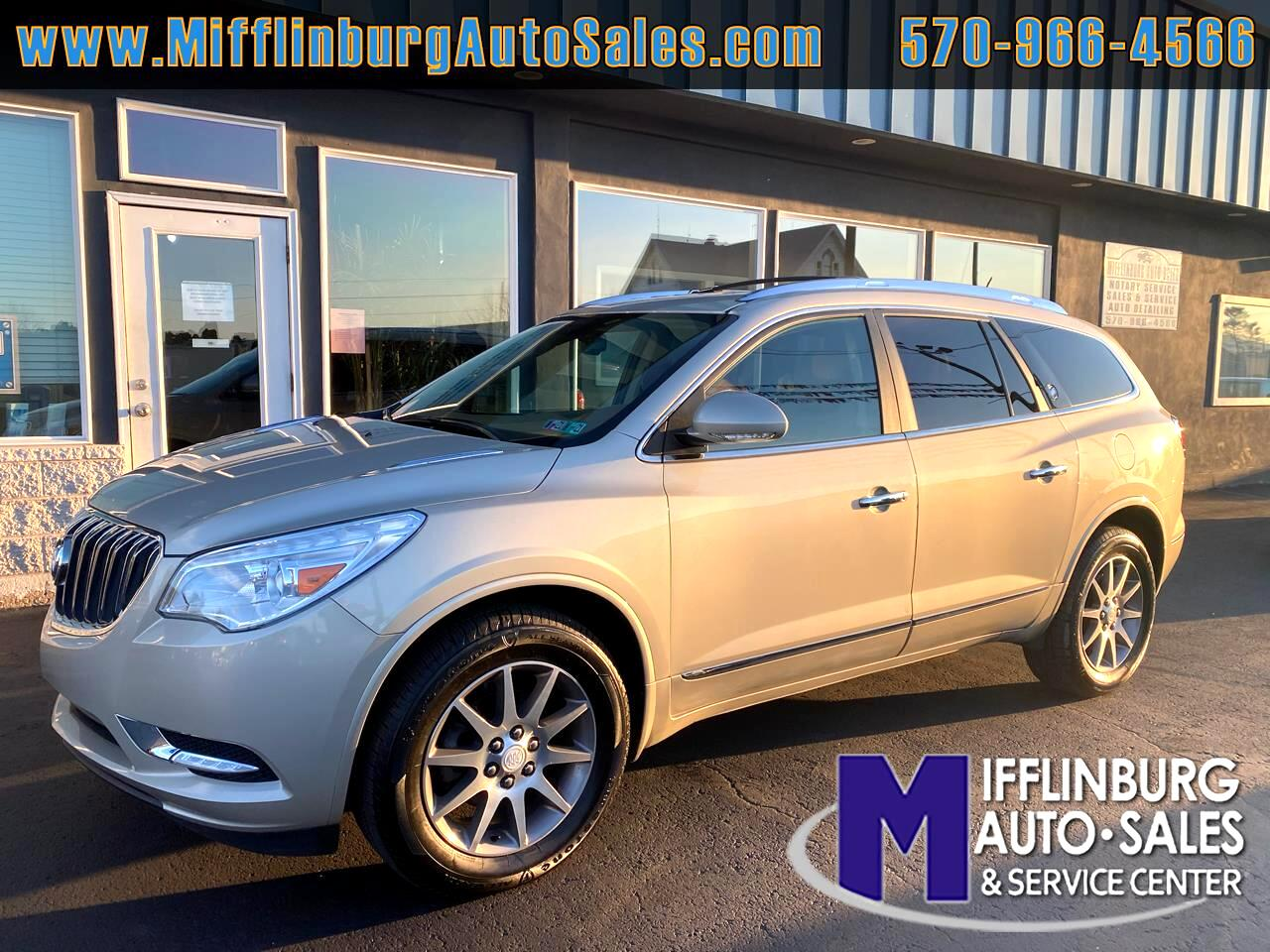 Buick Enclave AWD 4dr Leather 2013
