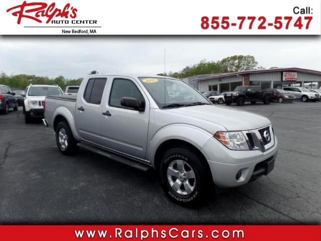 2012 Nissan Frontier SE-V6 Crew Cab 4WD