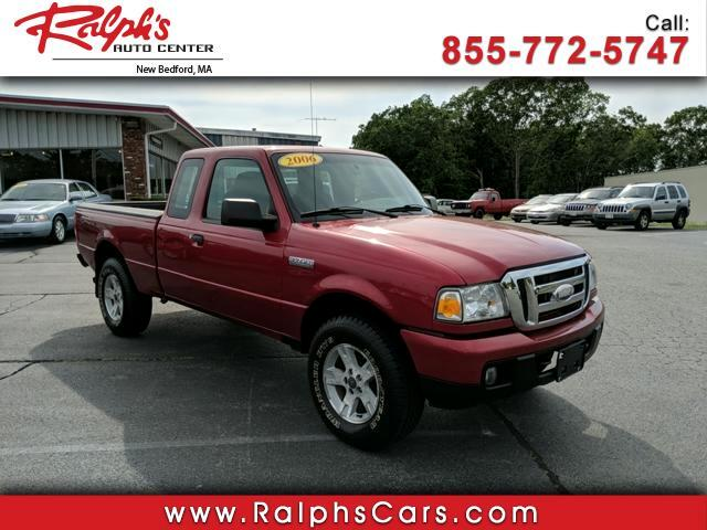 2006 Ford Ranger Super Cab 2-Door 4WD