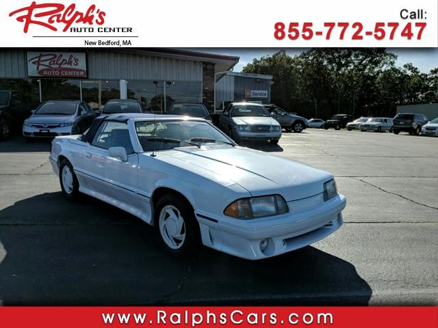 1989 Ford Mustang LX 5.0L coupe