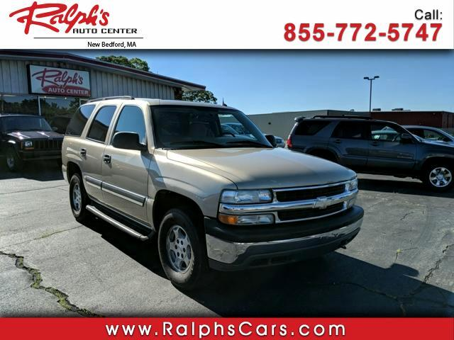2005 Chevrolet Tahoe 4WD 4dr 1500 LS