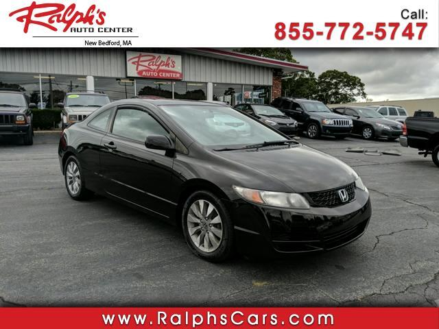 2010 Honda Civic EX Coupe AT