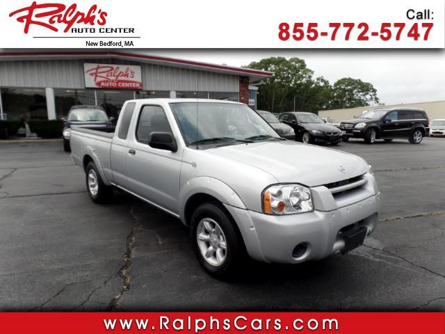 2004 Nissan Frontier 2WD XE King Cab Manual