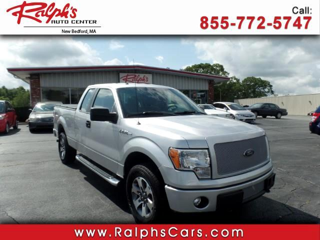 2013 Ford F-150 STX SuperCab Short Box 4WD