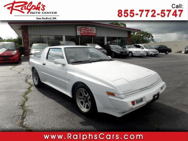 1987 Chrysler Conquest TSi Turbo