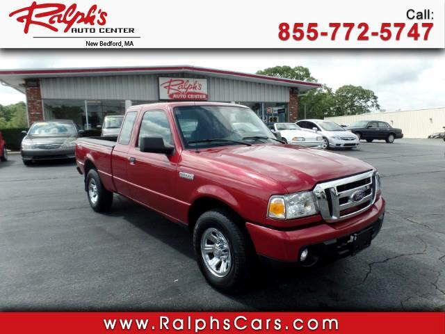 2009 Ford Ranger Custom SuperCab 4WD