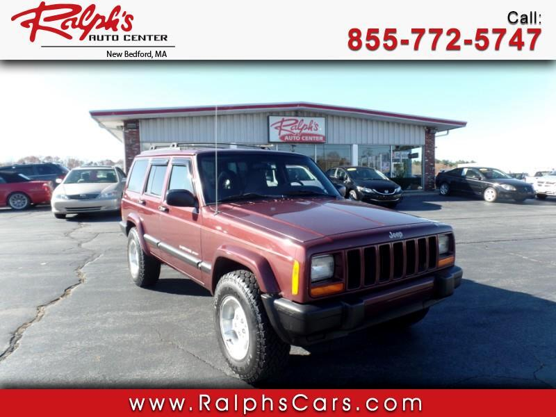 2000 Jeep Cherokee 4dr Sport
