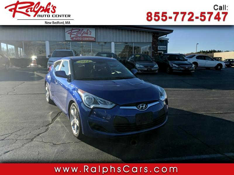 2014 Hyundai Veloster Value Edition Dual Clutch