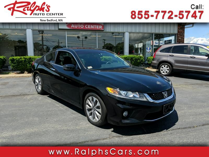 2014 Honda Accord EX Coupe 6-Spd MT