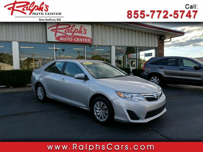 2014 Toyota Camry 4dr Sdn LE Auto