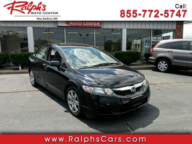 2010 Honda Civic 4dr Sedan LX Auto