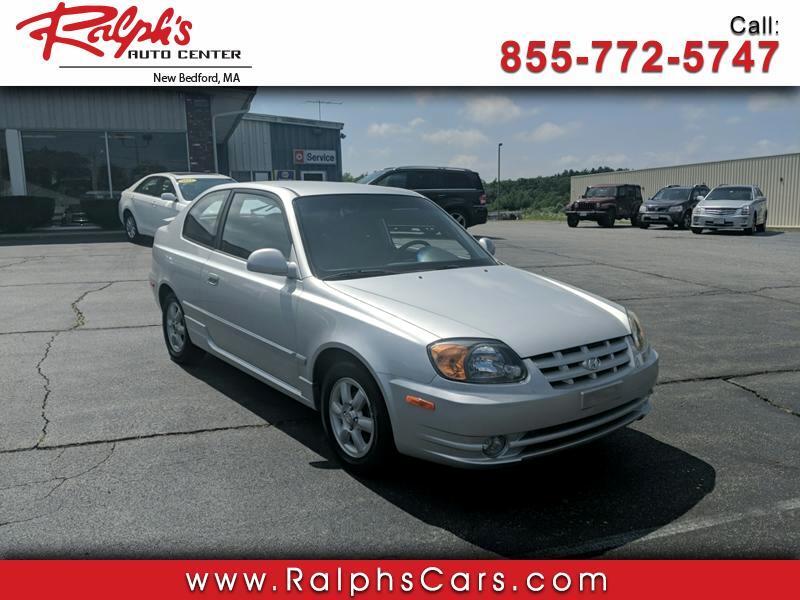 2004 Hyundai Accent GL 3-door