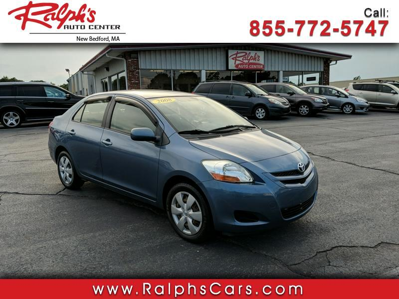 2008 Toyota Yaris SE 5-Door MT