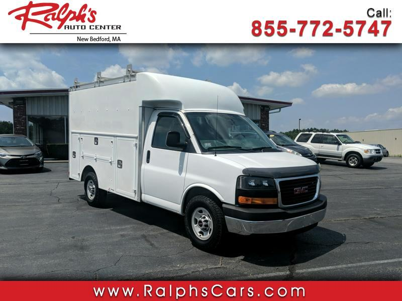 2015 GMC Savana G3500 139 in.