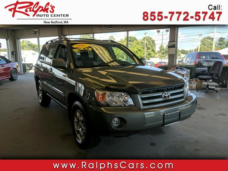 2007 Toyota Highlander 4dr V6 w/3rd Row (Natl)