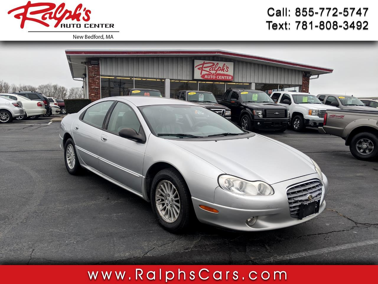 Chrysler Concorde 4dr Sdn LXi 2002