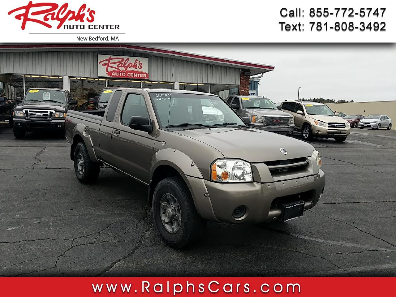 Nissan Frontier 4WD XE King Cab V6 Auto 2004