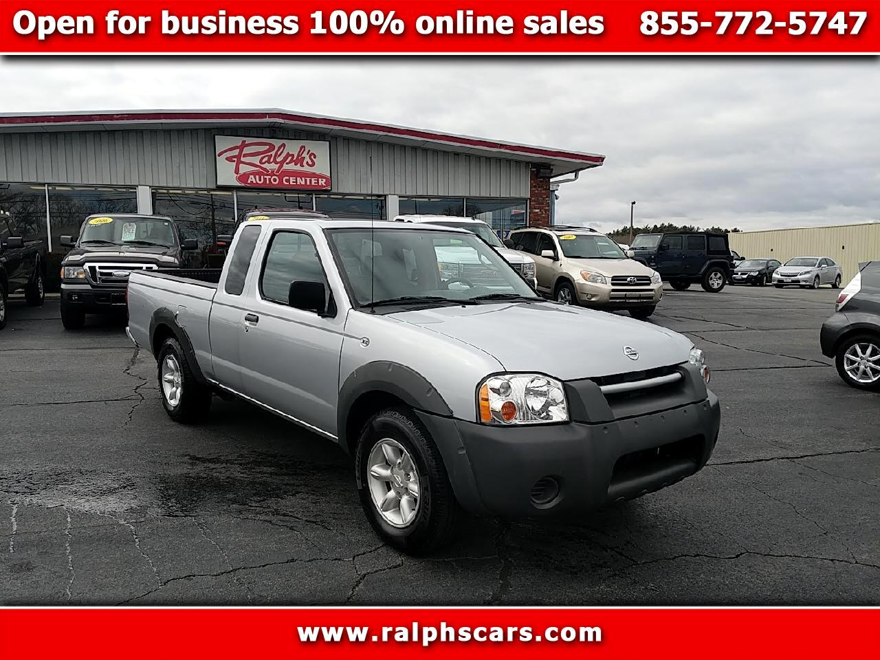 Nissan Frontier 2WD XE King Cab I4 Auto 2002
