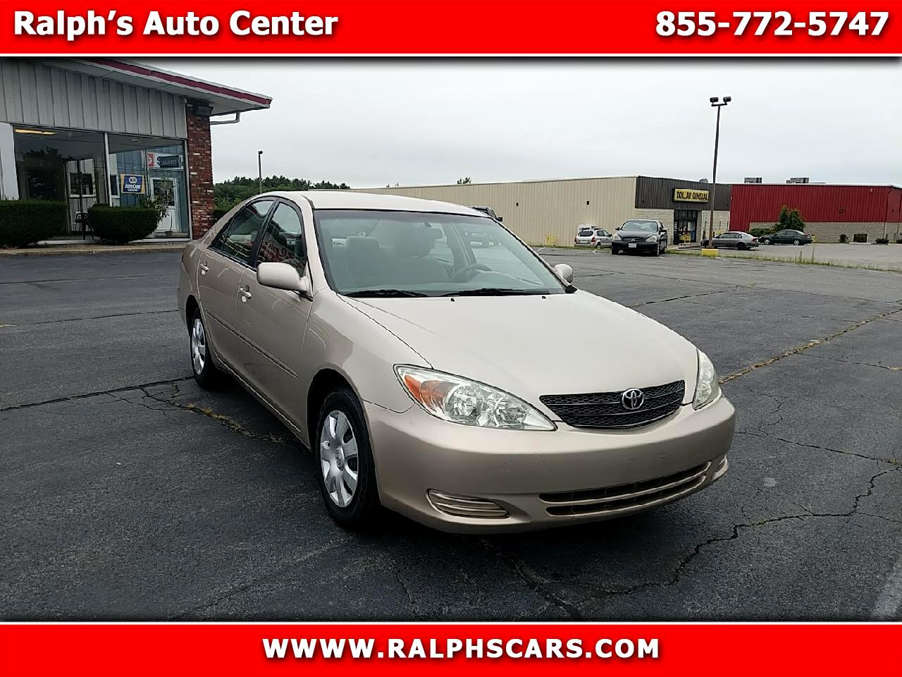 Toyota Camry 4dr Sdn LE Auto (Natl) 2003