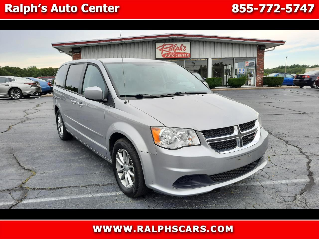 Dodge Grand Caravan SE Plus Wagon 2017