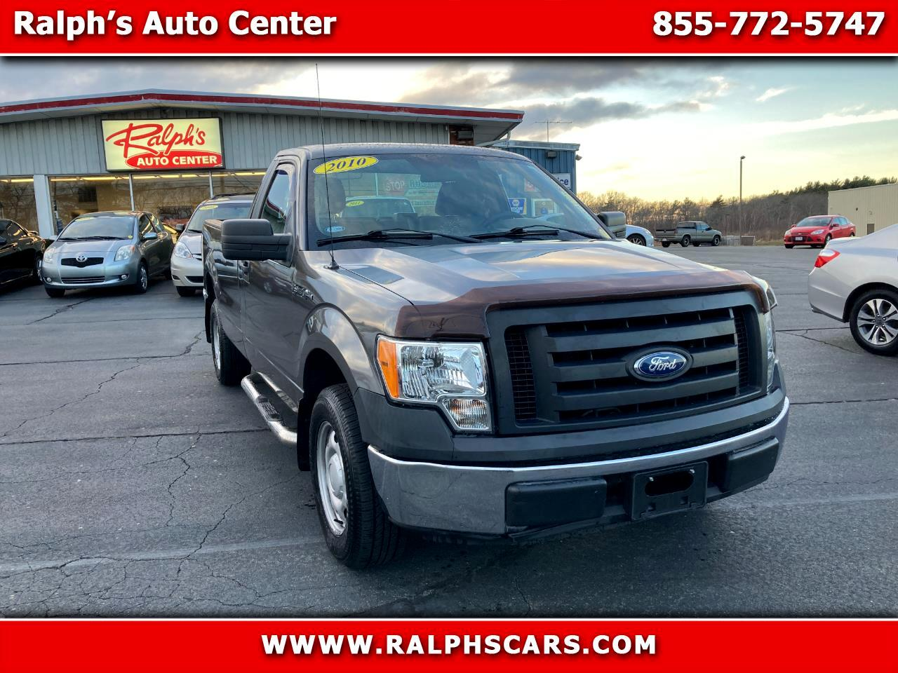 Ford F-150 XLT Reg. Cab Long Bed 2WD 2010