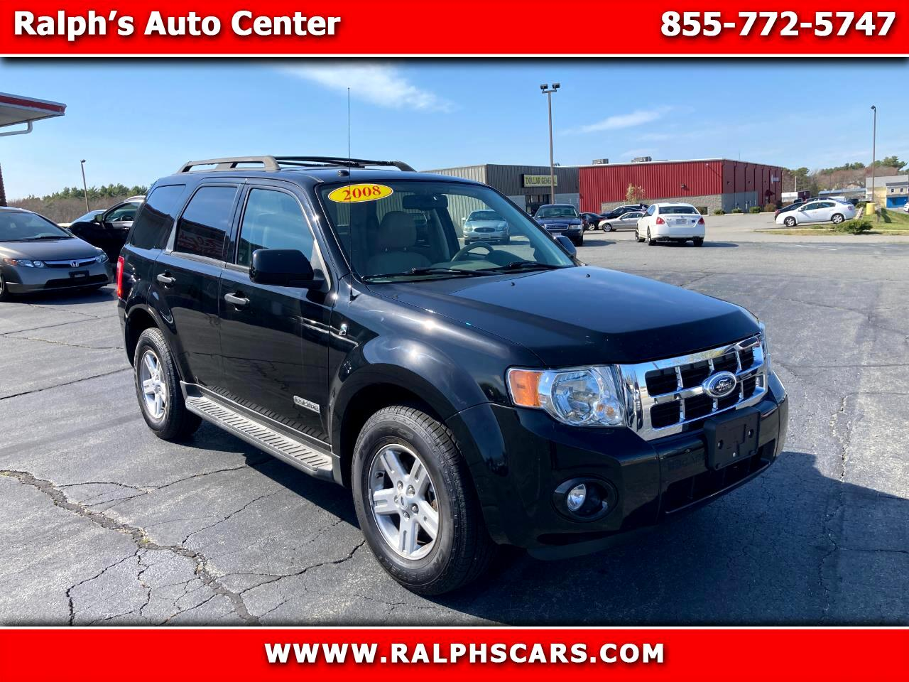 Ford Escape 4dr 2.3L Hybrid 4WD 2008