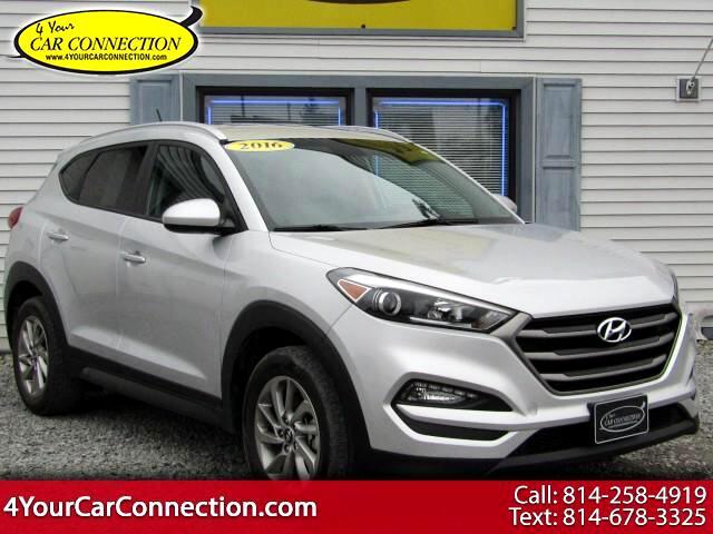 2016 Hyundai Tucson SE Popular