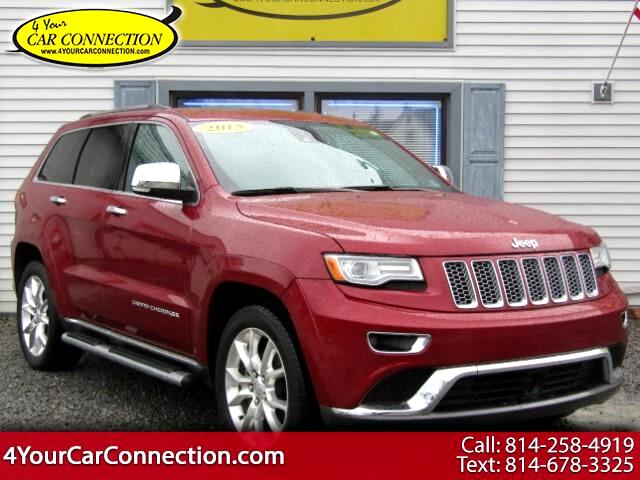 2015 Jeep Grand Cherokee Summit 4WD NAV