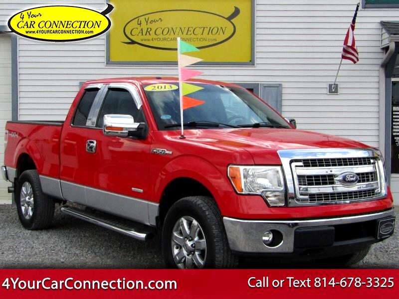 Ford F-150 XLT SuperCab 4WD 2013
