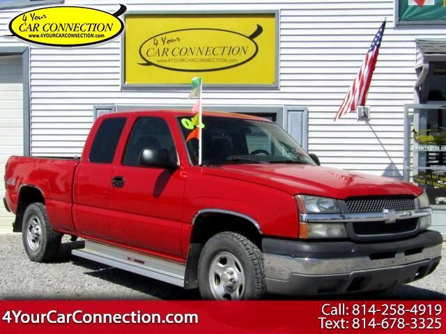 2003 Chevrolet Silverado 1500 LT Ext. Cab 4WD