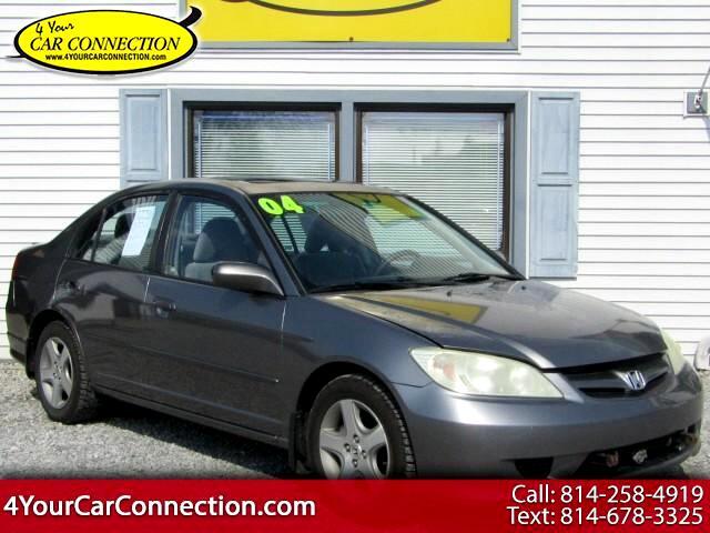 2004 Honda Civic EX