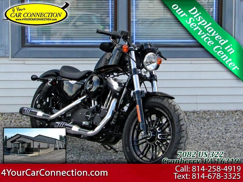 2016 Harley-Davidson XL1200X Sportster