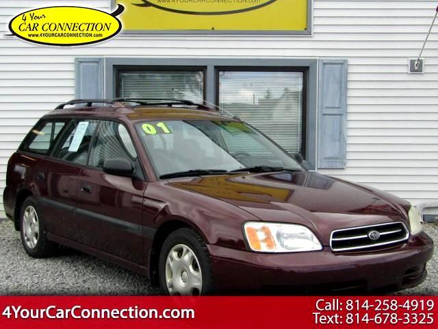 2001 Subaru Legacy Wagon L AWD