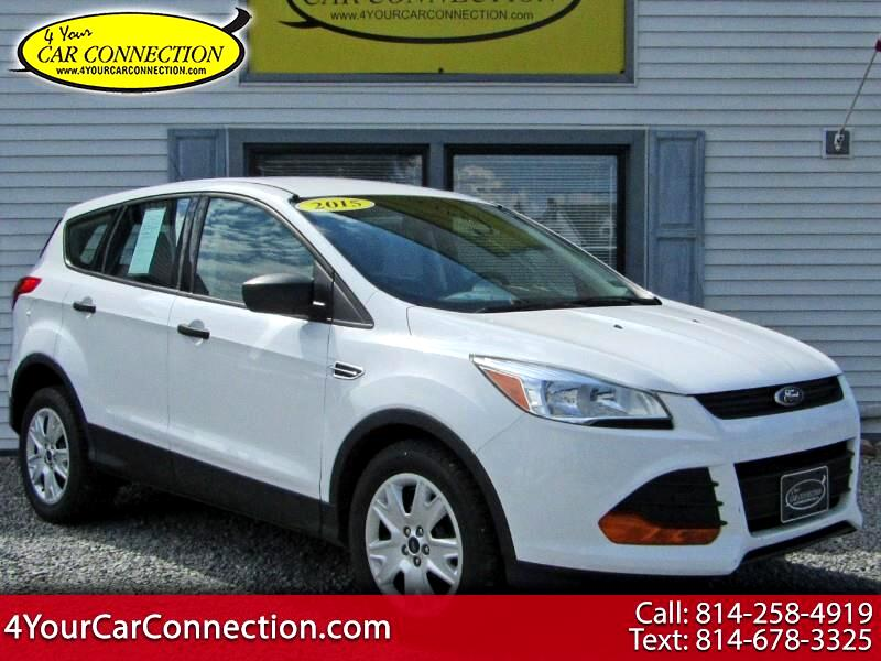 2015 Ford Escape S