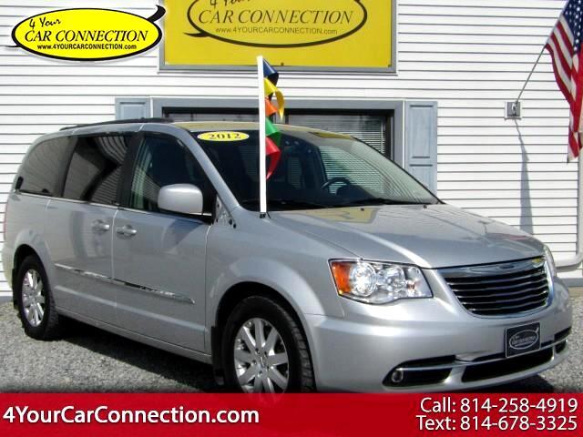 2012 Chrysler Town & Country Touring 7 Passenger TV-DVD