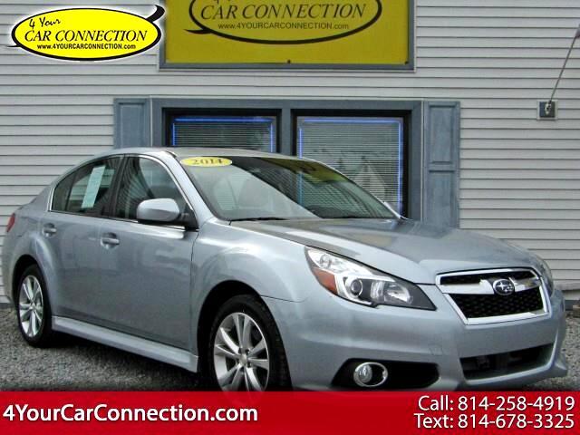 2014 Subaru Legacy Limited