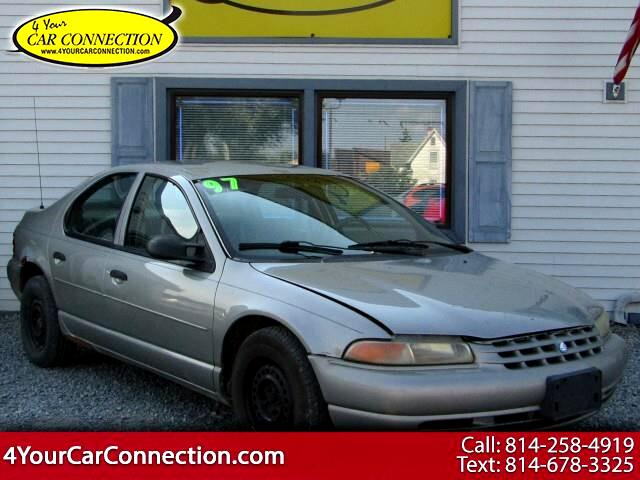 1997 Plymouth Breeze 4dr Sdn