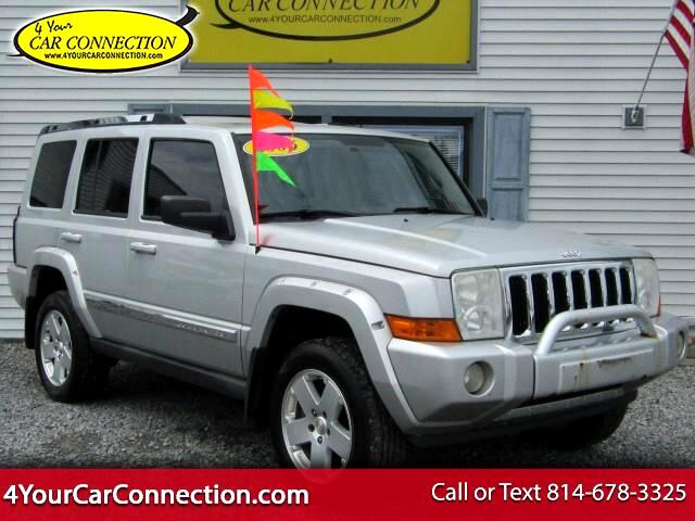 2006 Jeep Commander Limited 4WD 7 Passenger