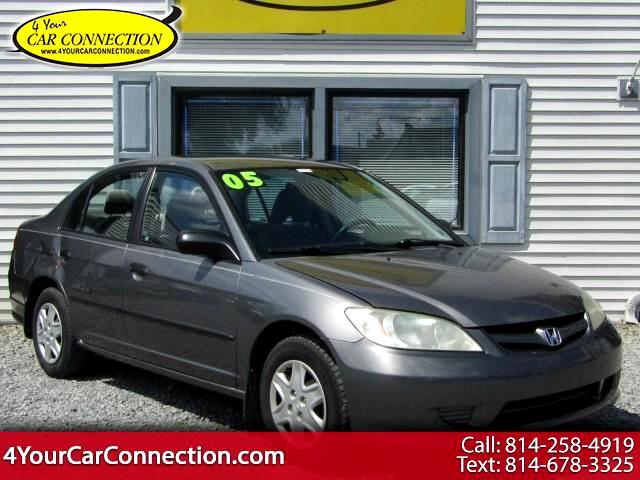 2005 Honda Civic VP